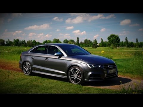 audi s3 limousine b ser spiesser youtube. Black Bedroom Furniture Sets. Home Design Ideas