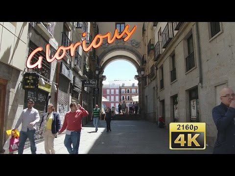 Madrid, Center - Spain 4K Travel Channel