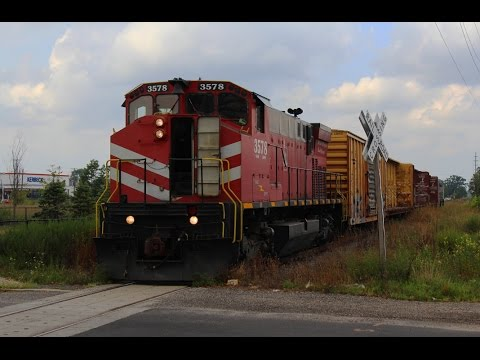"""South Jersey Railfanning 8/25/2015: Chasing SRNJ """"WJPV/PVWJ"""" AND WPCA-51 With Nice Power!"""