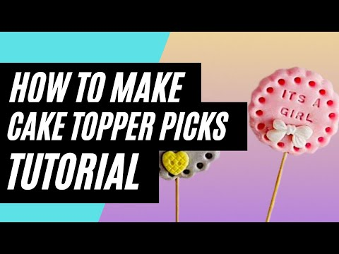 how-to-make-cake-topper-picks-for-a-baby-shower