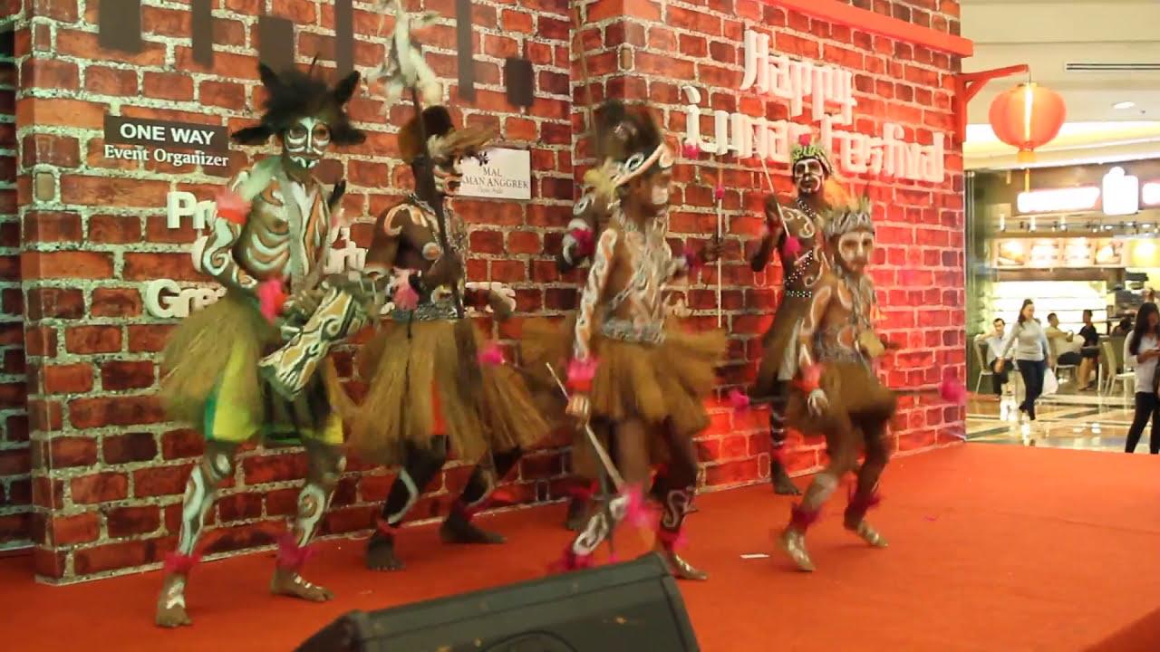 Tari Tobe, tari perang dari Papua