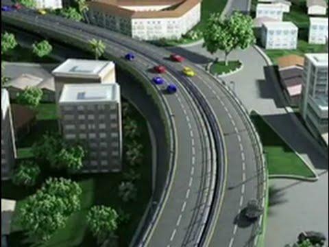 The flyover project plan of Battaramulla to Nelum Pokuna