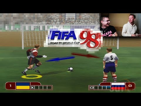 FIFA 98 - РЕТРО ВАГЕР KOSMOS FIFA VS.....