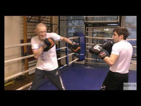 видео: Бокс: встречные удары на отходе (English subs)