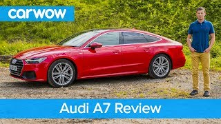 Audi A7 2019 in-depth review | carwow