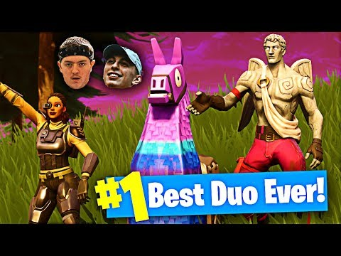 THE FUNNIEST DUO EVER! ft. Nudah (FORTNITE BATTLE ROYALE FUNNY MOMENTS)