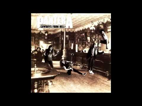 Pantera Cowboys From Hell Full Album (1990)