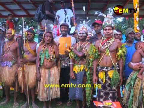 Competition Between Cocoa and Oil Palm in Rieit of Pomio District