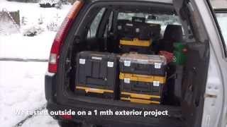 Dewalt Tstak Storage System