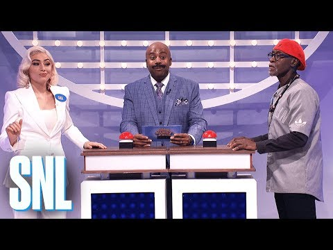 Big Jim - At Work - WATCH: SNL Family Feud Oscar Nominees Skit