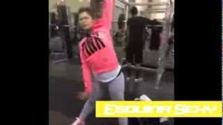 Aleksa Nicole - Gym Time