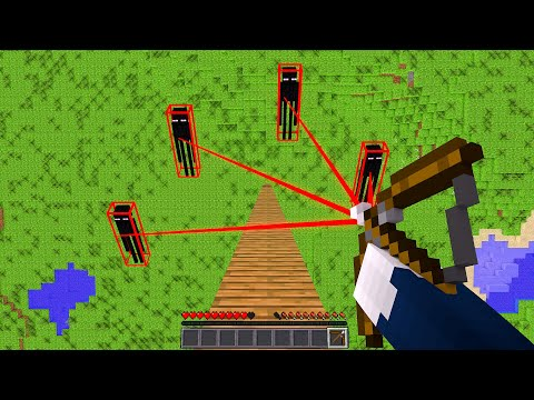 MEIN BOGEN hat AIMBOT 1 - Minecraft