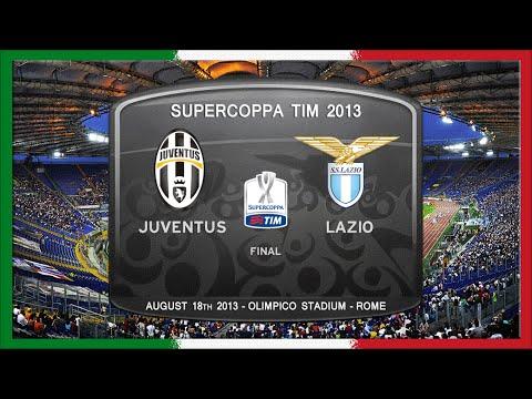 Supercoppa 2013, Juve - Lazio (Full, IT)