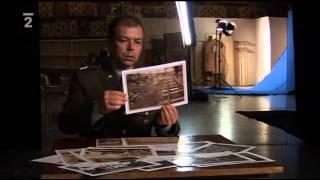 Lidice  Československo  -  obraz pomsty