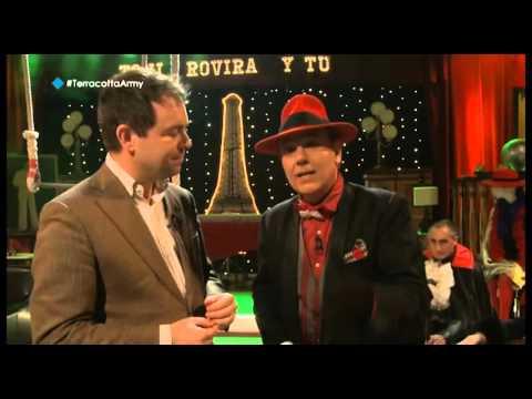 Javier Sierra en Toni Rovira y tu