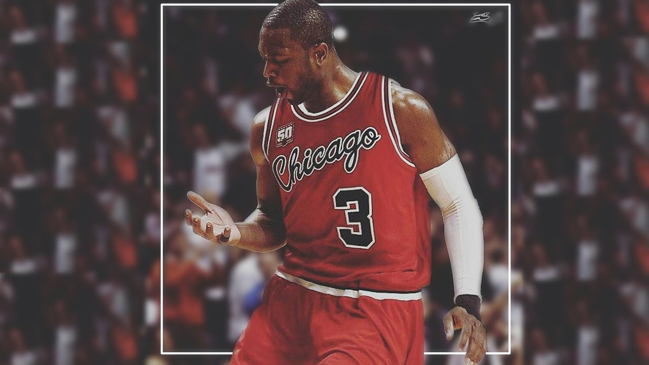 the latest 0bc6c 90014 Dwyane Wade Mix - Welcome to Chicago Bulls ᴴᴰ - 2016