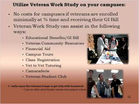 The Road Home...From Combat to College and beyond: How your campus can better serve student veterans