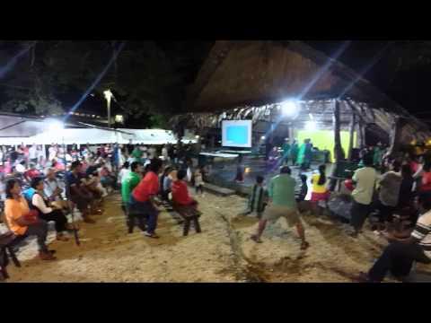 Dança em Koror, Palau