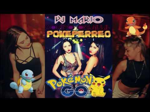 PokePerreo Mix Enganchado 2016 (Pokemon Go)