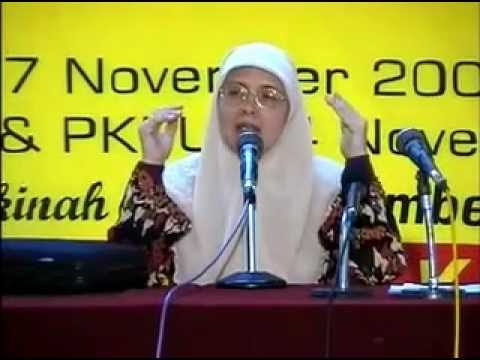Hajjah Irene Handono - Strategi Pemurtadan Ummat Islam