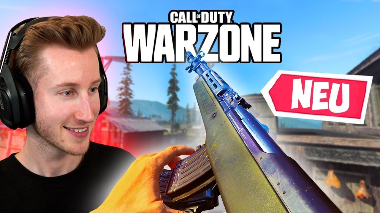 SO GUT ist SEASON 3! SPIELT DIE NEUEN WAFFEN! (Modern Warfare Warzone Update)