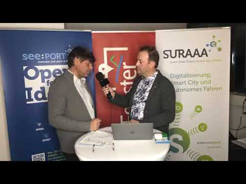 Martin Maitz | Direktor von Seeport | lanmedia Business Talk