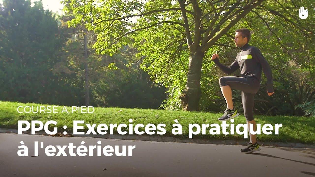 preparation physique course a pied