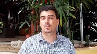 Didier Rodríguez INDER sobre el Sistema Integrado de Información Sarapiquí Resiliente