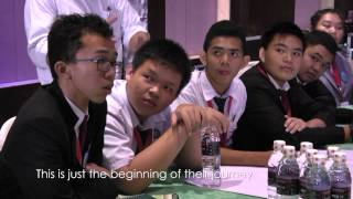 PETRONAS #AllAboutYouth: The Youth Diary (Sarawak Workshop)