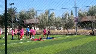 Tarik Tosun Training bei Altin Ordu Izmir 2018 ( TOR)