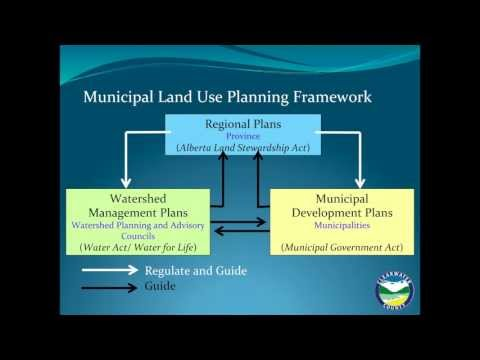 Bill Shaw - The Role of Watershed Management Plans in Municipal Planning