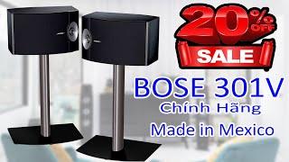 Loa Bose Mỹ xịn 301V seri 5 không xem mất tiền oan LH: 0586.79.8888.