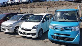 Авторынок 2020 Зеленый угол, ЦЕНЫ авто до 300 тысяч, авто из Японии аукцион Кей Кар дром Владивосток