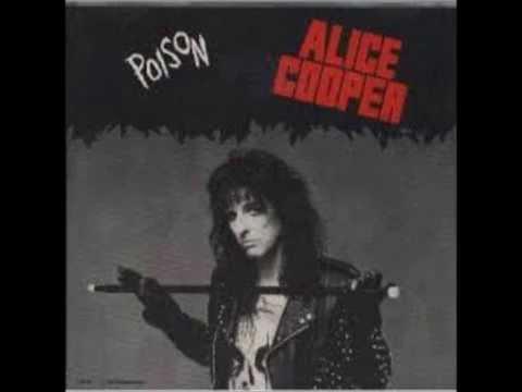 Alice Cooper Poison