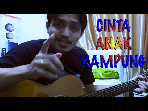Cinta Anak Kampung - Jamal Mirdad (cover)