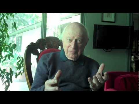 Norman Lloyd ed by Scott Feinberg Part 1 of 2