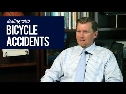 Bicycle Accidents: Utah Bicycle Lawyers