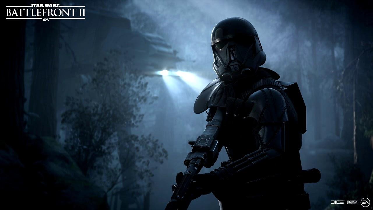 Star Wars Battlefront 2 Deathtrooper Voice Lines