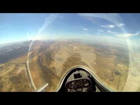 NCSA - Lesson 1 - Grob G103a Twin II - Byron Airport, CA
