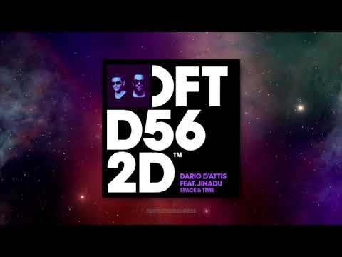 Dario D'Attis Featuring Jinadu 'Space & Time' (Extended Vocal Mix)