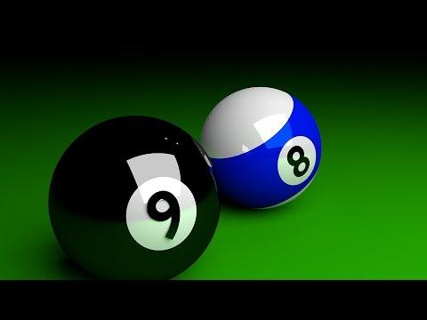 Blender Tutorial For Beginners Make the Realistic Pool Balls
