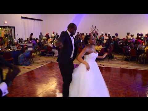 Joseph Chika White Wedding Part 2 Reception 4 6