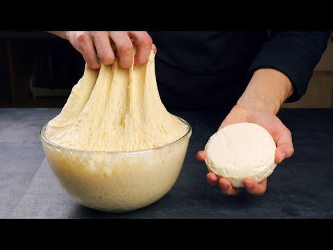 Видео: Пеку уже 3 года. Просто сыр и тесто! Любимая выпечка в непривычном исполнении!