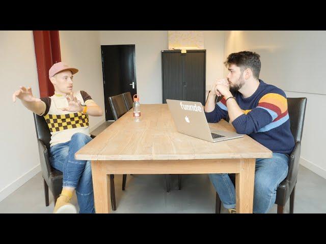 Vlog #8 din Amsterdam | Meet Marco & Marjolein