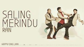 Gambar cover RAN - Saling Merindu (Lirik)