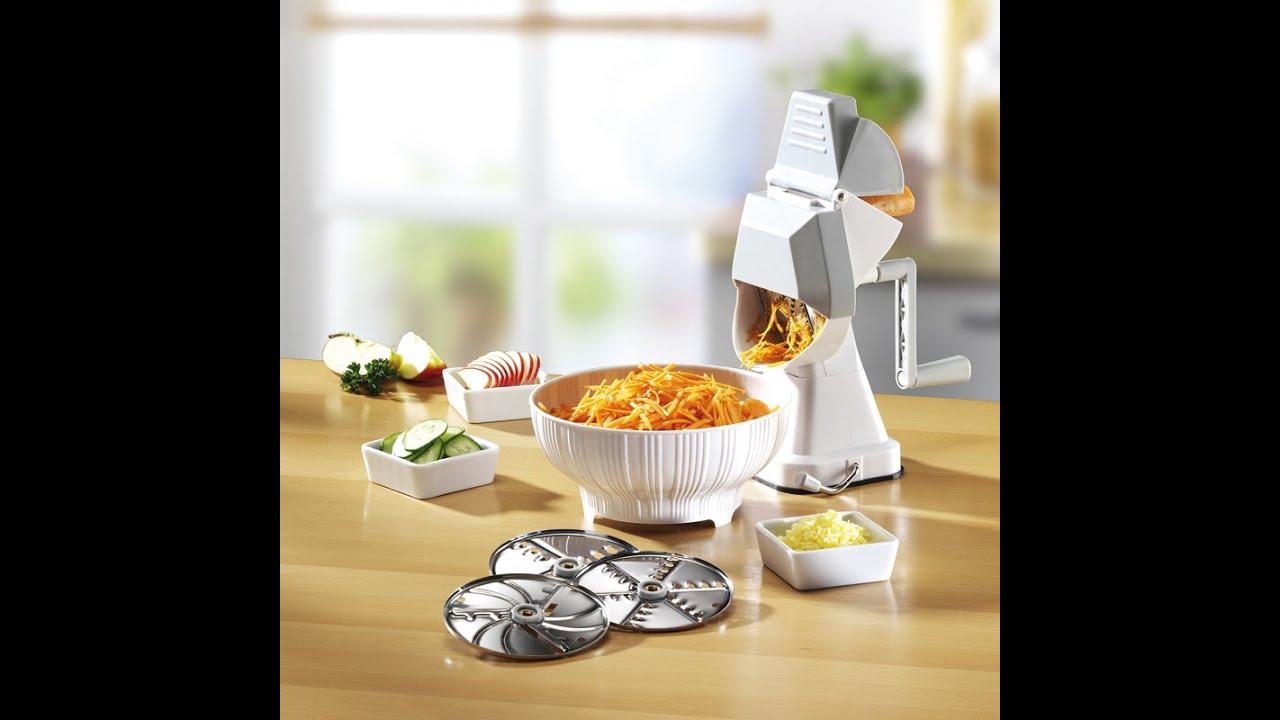 Gourmetmaxx Kuchen Star Kuchenmaschine 03261 Maxx World De Youtube