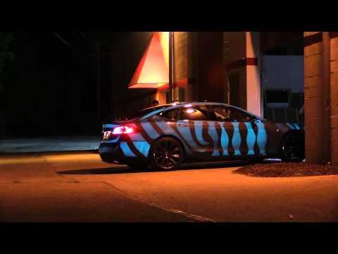 LumiLor Lit Car