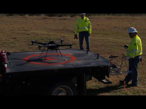 Service Electric Drone