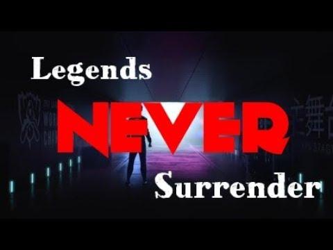 Legends NEVER Surrender - Motivation and Funny Moments League Of Legends