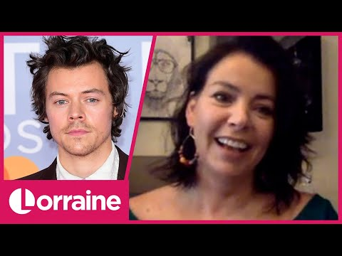 Harry Styles' Mum Reveals He Has Always Loved Dressing Up & Experimenting With Clothes | Lorraine